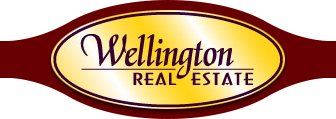 Wellington Real Estate Logo